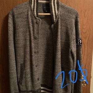 AE Wool Cardigan